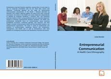 Bookcover of Entrepreneurial Communication