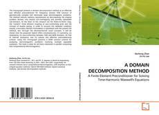 Capa do livro de A DOMAIN DECOMPOSITION METHOD