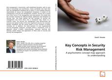 Capa do livro de Key Concepts in Security Risk Management