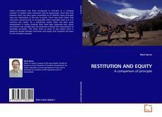 RESTITUTION AND EQUITY kitap kapağı