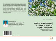 Borítókép a  Nesting behaviour and foraging ecology of Trigona iridipennis - hoz