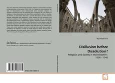 Bookcover of Disillusion before Dissolution?