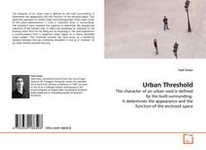 Bookcover of Urban Threshold