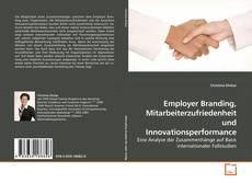 Buchcover von Employer Branding, Mitarbeiterzufriedenheit und Innovationsperformance