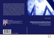 Bookcover of Arbeitnehmerdatenschutz