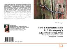 Capa do livro de Style