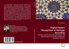 Copertina di Digital Pattern Recognition in Heritage Recording