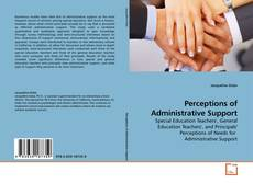 Copertina di Perceptions of Administrative Support
