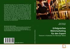 Обложка Erfolgreiches Weinmarketing für den Export