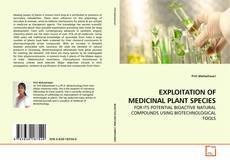 Buchcover von EXPLOITATION OF MEDICINAL PLANT SPECIES