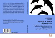 Bookcover of Synergy in Global Organizations
