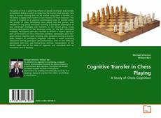 Обложка Cognitive Transfer in Chess Playing