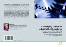 Buchcover von Converging themes in Industrial Relations Laws