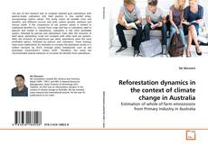 Couverture de Reforestation dynamics in the context of climate change in Australia
