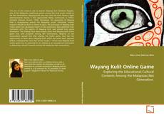 Bookcover of Wayang Kulit Online Game