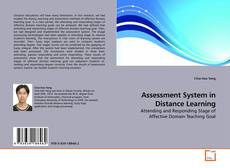 Copertina di Assessment System in Distance Learning