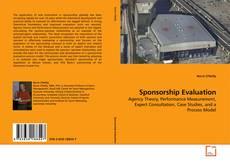 Bookcover of Sponsorship Evaluation