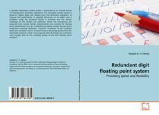 Couverture de Redundant digit floating point system