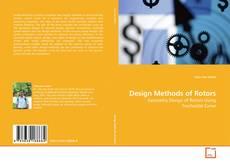 Capa do livro de Design Methods of Rotors
