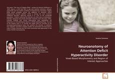 Capa do livro de Neuroanatomy of Attention Deficit Hyperactivity Disorder