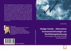 Bookcover of Hedge Fonds - alternative Investmentstrategie zur Portfoliooptimierung