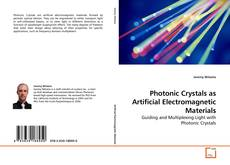 Bookcover of Photonic Crystals as Artificial Electromagnetic Materials