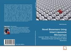 Обложка Novel Biosensors Using Intact Liposome Microarrays
