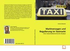 Bookcover of Marktversagen und Regulierung im Taximarkt