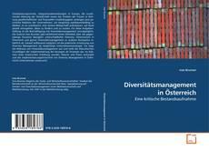 Bookcover of Diversitätsmanagement in Österreich