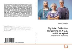 Обложка Physician Collective Bargaining In A U.S. Public Hospital