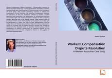 Buchcover von Workers' Compensation Dispute Resolution
