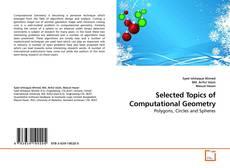 Couverture de Selected Topics of Computational Geometry
