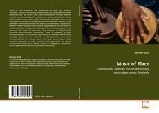 Portada del libro de Music of Place
