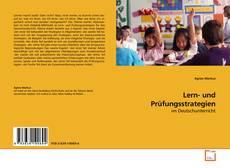 Обложка Lern- und Prüfungsstrategien