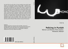 Policing in Purdah kitap kapağı