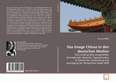 Couverture de Das Image Chinas in den deutschen Medien