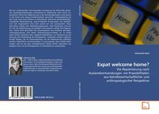 Bookcover of Expat welcome home?