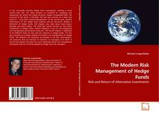 Bookcover of The Modern Risk Management of Hedge Funds