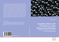 Portada del libro de Imagining Home and Community in East African Asian Writings
