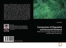 Capa do livro de Comparison of Degraded and Restored Peatland