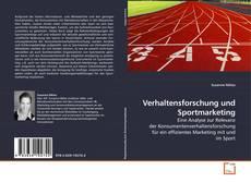 Bookcover of Verhaltensforschung und Sportmarketing