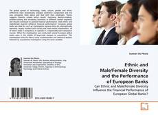 Capa do livro de Ethnic and Male/Female Diversity and the Performance of European Banks