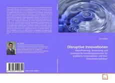 Disruptive Innovationen kitap kapağı