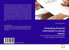 Bookcover of Misleading financial information in annual reports