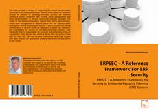 Copertina di ERPSEC - A Reference Framework For ERP Security