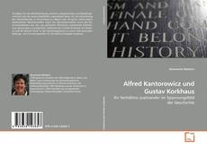 Copertina di Alfred Kantorowicz und Gustav Korkhaus
