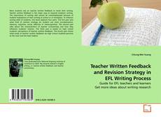 Bookcover of Teacher Written Feedback and Revision Strategy in EFL Writing Process