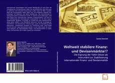 Обложка Weltweit stabilere Finanz- und Devisenmärkte!?