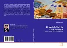 Financial Crisis in Latin America的封面