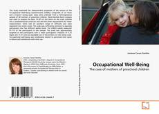 Bookcover of Occupational Well-Being